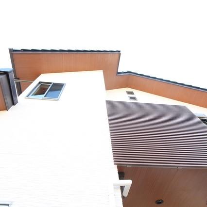 相模原市Ⅰ様邸 予算に合せてそれぞれの、こだわりやプライバシーを考えた2世帯住宅