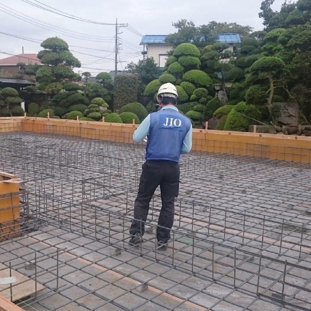 【注文住宅】配筋検査
