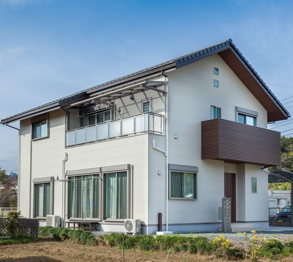 町田市 注文住宅施工例 o様、s様邸 2世帯住宅
