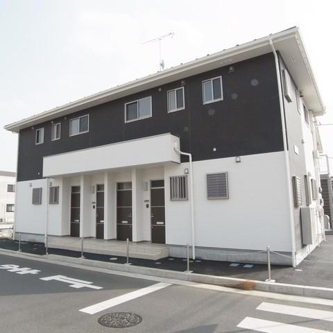 町田市 A様 共同住宅新築工事施工例