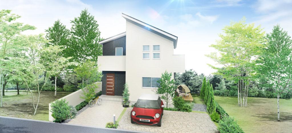 工務店のデザイン住宅